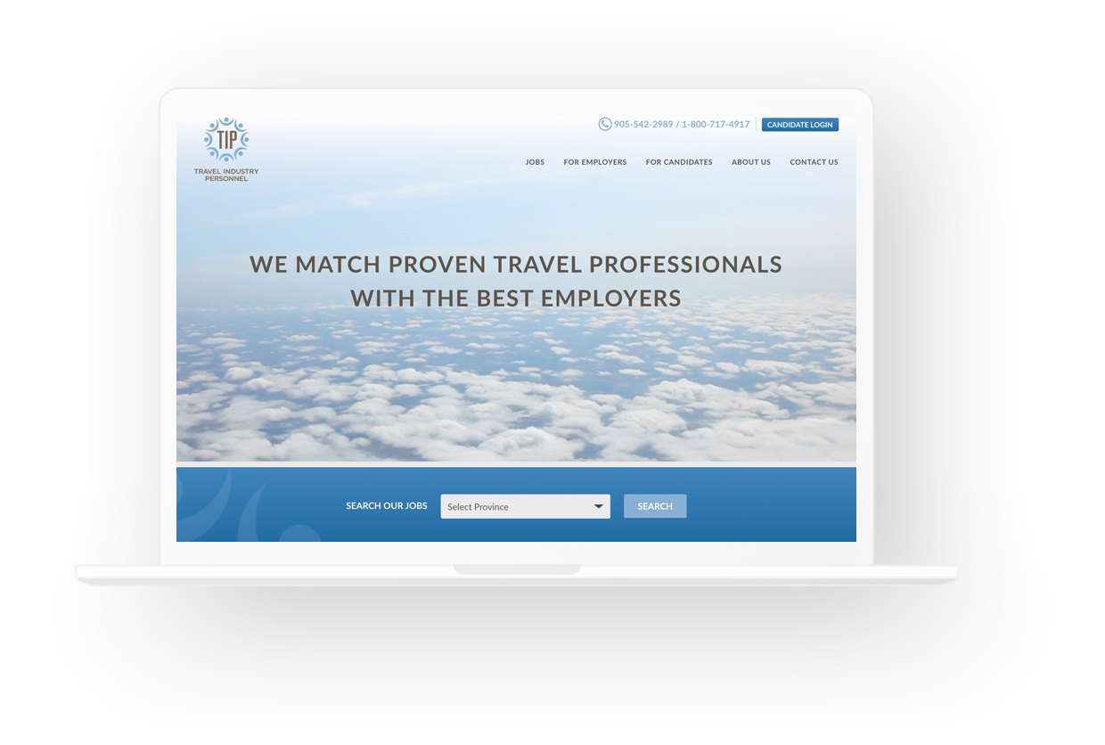 Travel Industry Personnel screenshot